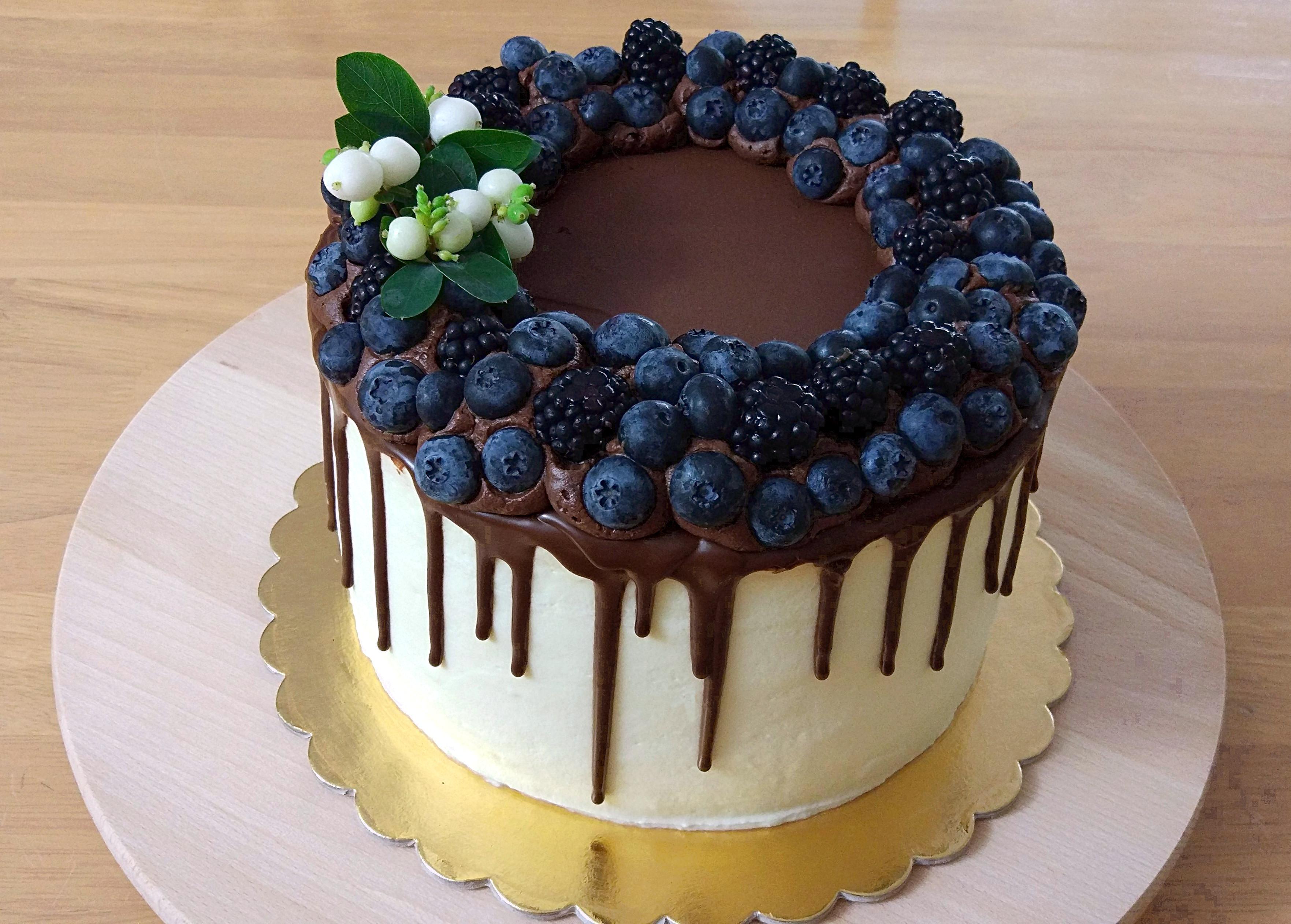 Jak Zrobić Tort W Stylu Drip Cake Słodki Blog