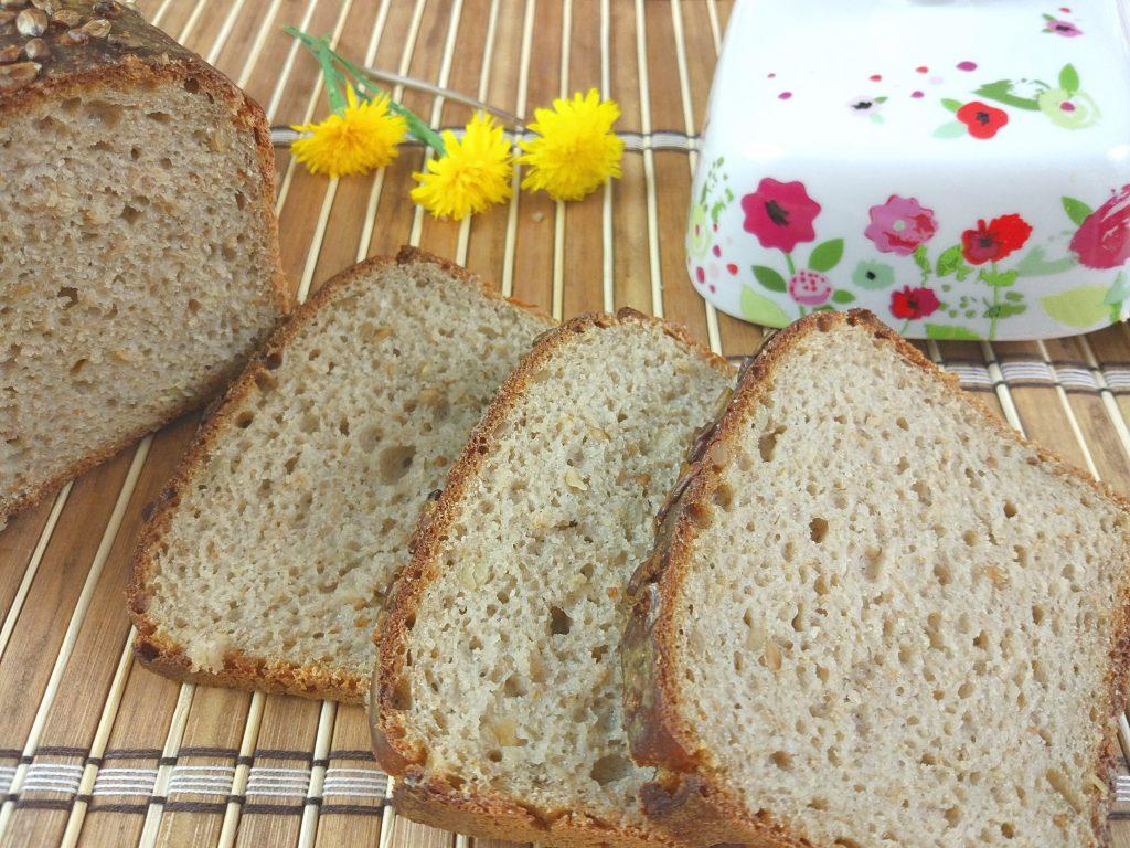 chleb przepis