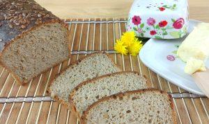 chleb na zakwasie żytnim przepis