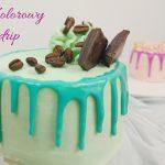 Jak zrobić kolorowy drip na tort