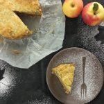 Szarlotka sypana - najłatwiejsze ciasto z jabłkami