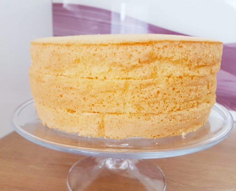 biszkopt do tortu najlepszy
