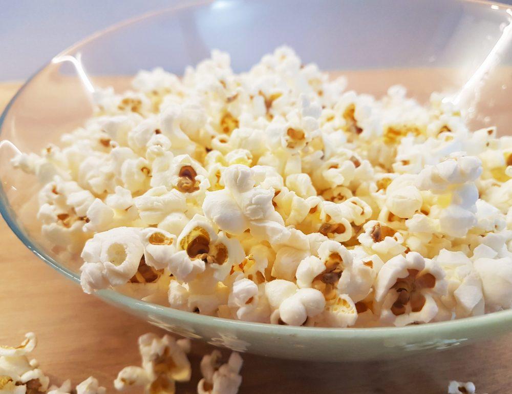 popcorn przepis