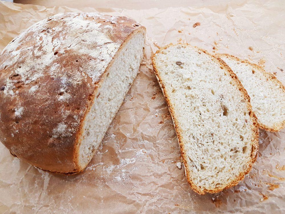 chleb domowy pszenno-zytni