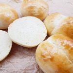 Idealne bułki pszenne - ciekawy sposób na bułeczki śniadaniowe