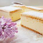 Kremówka vel napoleonka - bardzo łatwe ciasto bez pieczenia z pysznym kremem