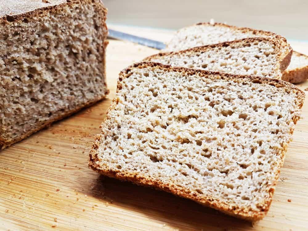 chleb mieszany na pszennym zakwasie