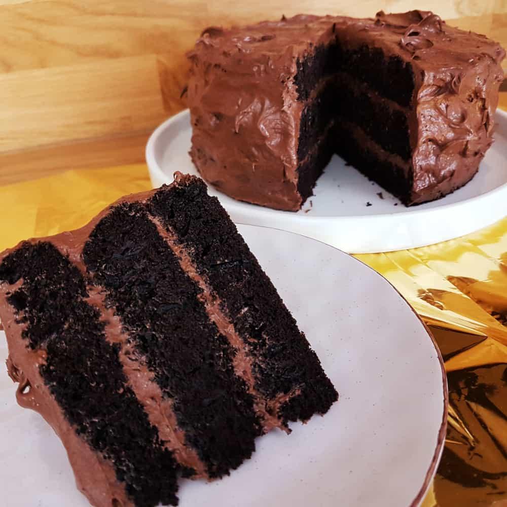 mikser tort czekoladowy