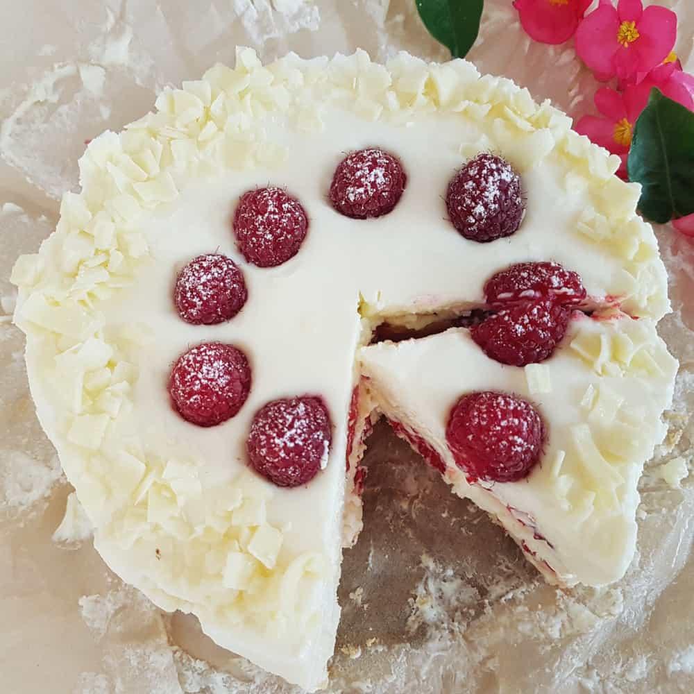 tort bez pieczenia blog